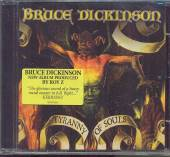 BRUCE DICKINSON  - CD TYRANNY OF SOULS