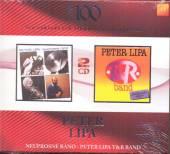 LIPA PETER  - 2xCD T&R BAND / NEUPROSNE RANO