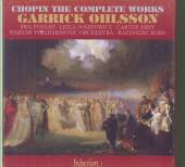 FREDERIC CHOPIN (1810-1849)  - 16xCD CHOPIN - COMPLETE WORKS