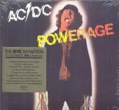 AC/DC  - CD POWERAGE -REMAST/DIGI-
