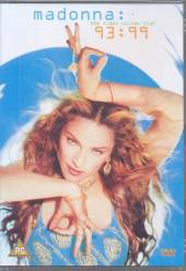 MADONNA  - DVD THE VIDEO COLLECTION: 93-99