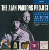 PARSONS ALAN -PROJECT-  - 5xCD ORIGINAL ALBUM CLASSICS