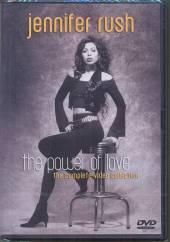 RUSH JENNIFER  - DVD POWER OF LOVE-TH..