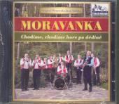 MORAVANKA  - CD CHODIME,CHODIME