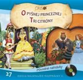- CD O PYSNEJ PRINCEZNEJ / TRI CITRONY