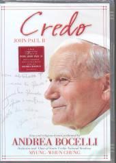 BOCELLI ANDREA  - DVD CREDO-JOHANNES PAUL II