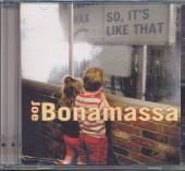CD Bonamassa joe CD Bonamassa joe So it's like that