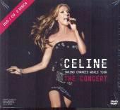 DION CéLINE  - DVD TAKING CHANCES W..
