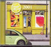TOP OF THE POPS / BBC  - CD 2001