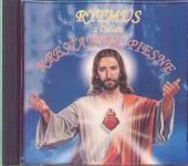 RYTMUS /LUDOVA HUDBA/  - CD KRESTANSKE PIESNE