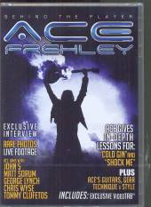 ACE FREHLEY  - DV BEHIND THE PLAYER