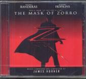 SOUNDTRACK  - CD MASK OF ZORRO