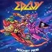 EDGUY  - CD ROCKET RIDE
