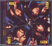 KISS  - CD CRAZY NIGHTS
