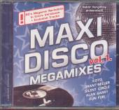 VARIOUS  - CD MAXI MEGAMIXES VOL. 1