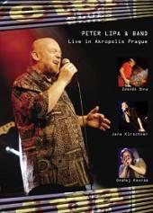 LIPA PETER & BAND  - DVD LIVE IN AKROPOLIS PRAGUE