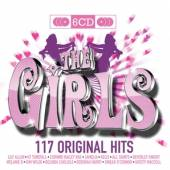 VARIOUS  - 6xCD ORIGINAL HITS THE GIRLS