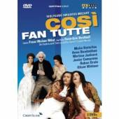 ORCHESTRA AND CHORUS OF THE ZU  - 2xDVD COSI FAN TUTTE - MOZART