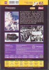 Následovníci Julese Verna - Z Titaniku na Měsíc (Explorers Beyond Jules Verne) DVD - supershop.sk