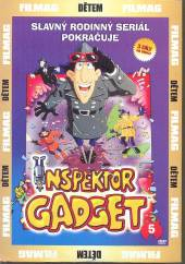 FILM  - DVP Inspektor Gadget..