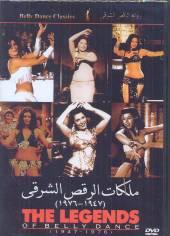 VARIOUS  - DVD LEGENDS OF BELLY DANCE
