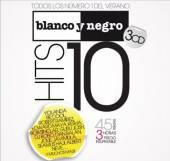 VARIOUS  - CD BLANCO Y NEGRO HITS 2010