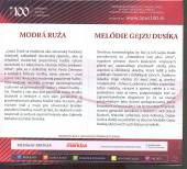 MODRA RUZA / MELODIE GEJZU - supershop.sk