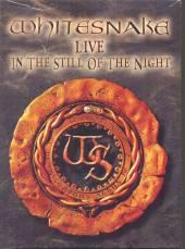 WHITESNAKE  - DVD LIVE - IN THE STILL OF THE NIGHT