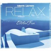 BLANK & JONES  - 2xCD RELAX EDITION 5 (FIVE)