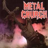 METAL CHURCH  - CD METAL CHURCH