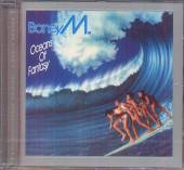 BONEY M.  - CD OCEANS OF FANTASY