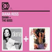 ROSS DIANA  - CD DIANA/THE BOSS (2FOR1)