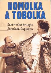 FILM  - DVP Homolka a tobolka DVD