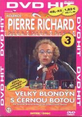 Velký blondýn s černou botou DVD (Le grand blond avec une chaussure noire) - supershop.sk