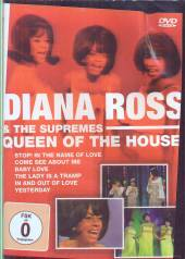 ROSS DIANA & THE SUPREMES  - DVD QUEEN OF THE HOUSE