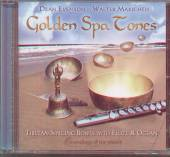 EVENSON DEAN / MAKICHEN WALTER  - CD GOLDEN SPA TONES:..