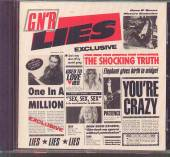 GUNS N' ROSES  - CD G N' R LIES