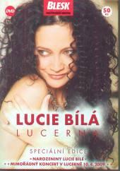 FILM  - DVP Lucie Bílá - Lucerna DVD