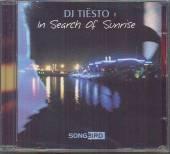 DJ TIESTO  - CD IN SEARCH OF SUNRISE 1