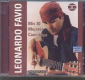 FAVIO LEONARDO  - CD MIS 30 MEJORES CANCIONES