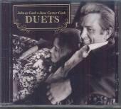 CASH JOHNNY & JUNE CARTE  - CD DUETS