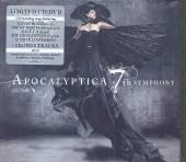 APOCALYPTICA  - 2xCD 7TH SYMPHONY