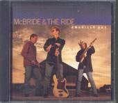 MCBRIDE & THE RIDE  - CD AMARILLO SKY