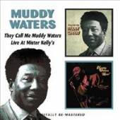 WATERS MUDDY  - CD THEY CALLED ME MUDDY..