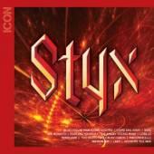STYX  - CD ICON /BEST OF