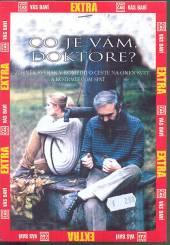 FILM  - DVP Co je vám, doktore? DVD