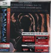 ROLLING STONES  - 2xCD SHM-HOT.. -JAP CARD-
