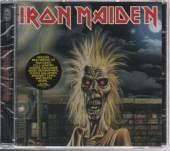 IRON MAIDEN  - CD IRON MAIDEN