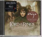 SOUNDTRACK  - CD LORD OF THE RINGS-FELLOWSHIP