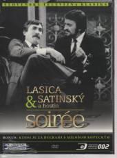 LASICA MILAN & SATINSKY JULIUS  - DVD SOIREE